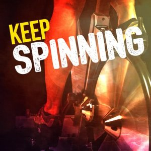 Album Keep Spinning from Running Spinning Workout Music