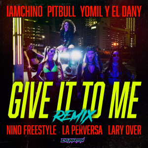 IAmChino的專輯Give It To Me (Remix) (Explicit)