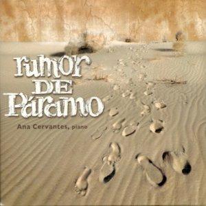 Album Rumor de Páramo from Ana Cervantes