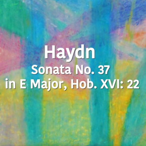 Album Haydn Sonata No. 37 in E Major, Hob. XVI: 22 from Joseph Alenin