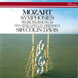 Sir Colin Davis的專輯Mozart: Symphonies Nos. 28, 29 & 34