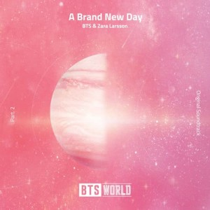 Album A Brand New Day (BTS World Original Soundtrack) [Pt. 2] from BTS