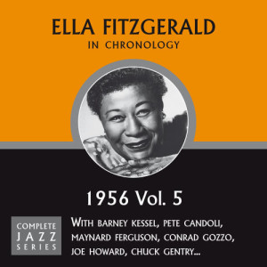Ella Fitzgerald的專輯Complete Jazz Series 1956 Vol. 5