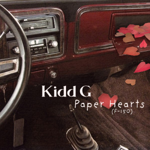 Album Paper Hearts (F-150) from Kidd G