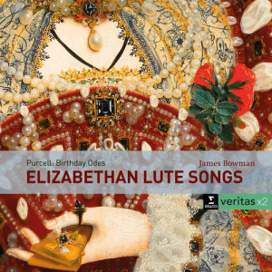 Album Elizabethan Lute Songs - Purcell: Birthday Odes for Queen Mary from James Bowman