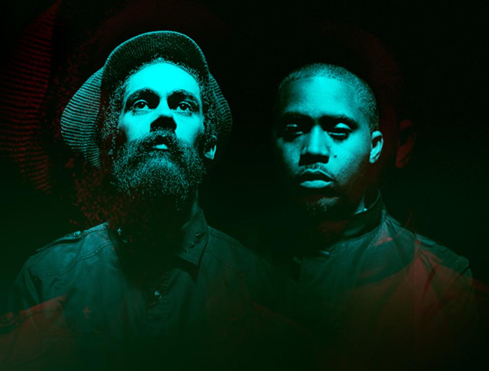 Hip-Hop Meets Dancehall and Reggae