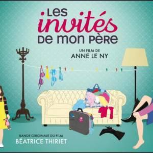 Album Les Invités de mon père from Beatrice Thiriet