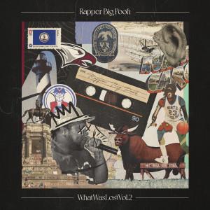 Album What Was Lost, Vol. 2 (Explicit) from Rapper Big Pooh