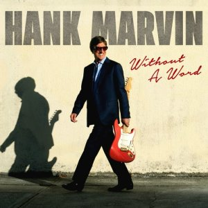 Album Without a Word from Hank Marvin