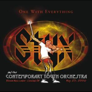 Styx的專輯One With Everything: Styx & The Contemporary Youth Orchestra