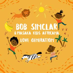 Album Love Generation from Bob Sinclar