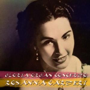 Album Poulenc: Gloria Organ Concerto from Maurice Durufle