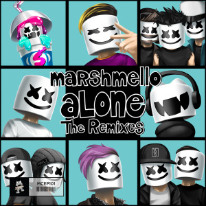 Listen to Alone (Streex Remake) song with lyrics from Marshmello