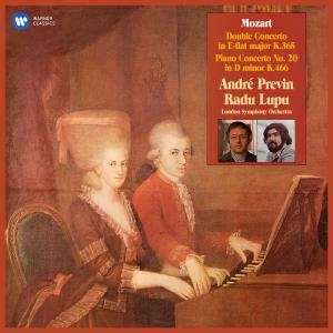Radu Lupu的專輯Mozart: Concerto for Two Pianos, K. 365 & Piano Concerto No. 20, K. 466