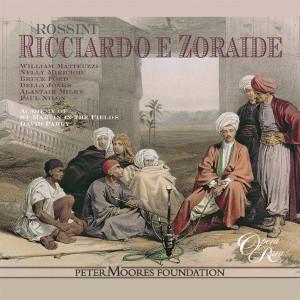 Album Rossini: Ricciardo e Zoraide from Academy of St. Martin in the Fields
