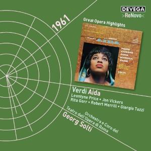 Leontyne Price的專輯Verdi: Aida (Highlights)