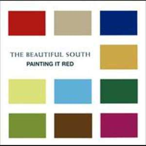 Album Painting It Red from Beautiful South