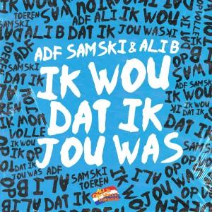 Album Ik Wou Dat Ik Jou Was from Ali B