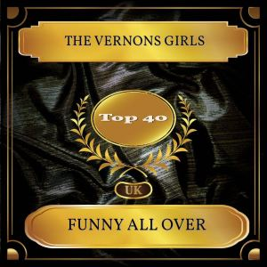 Album Funny All Over from The Vernons Girls