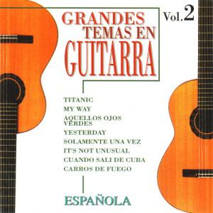 Album Grandes Temas en Guitarra Española Vol. 2 from Guitarra Española