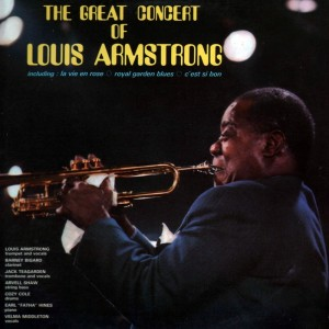 Louis Armstrong的專輯The Great Concert Of Louis Armstrong
