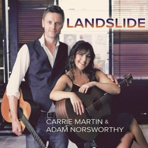 Album Landslide from Carrie Martin
