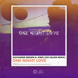 Album One Night Love (Leo Salom Remix) from Alexander Brown