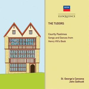 Album The Tudors - Courtly Pastimes from Philip Langridge