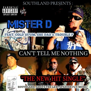 Album Can't Tell Me Nothing (Explicit) from Cold 187um