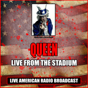 Album Live From The Stadium from Queen