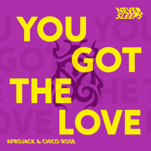 Album You Got The Love from Afrojack