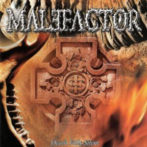 Album Death Falls Silent from Malefactor