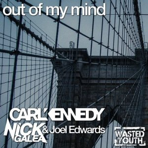 Album Out of My Mind from Carl Kennedy