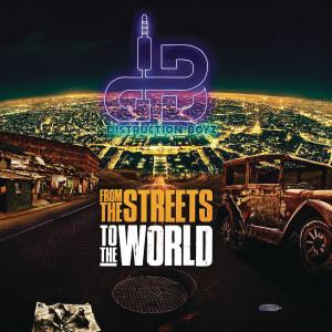 Album Ubumnandi from Distruction Boyz