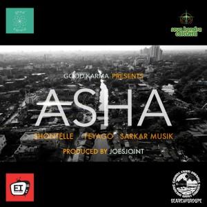 Asha  (Help India) dari Shontelle
