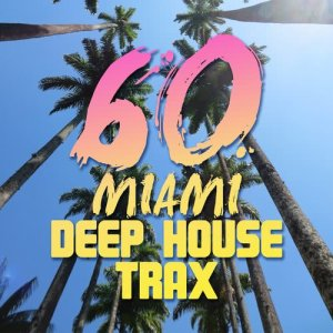 Album 60 Miami Deep House Trax from Various Artists