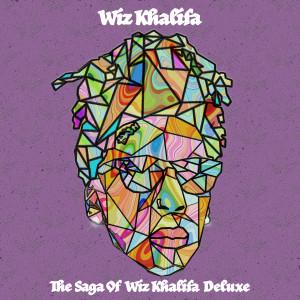 Wiz Khalifa的專輯The Saga of Wiz Khalifa (Deluxe)