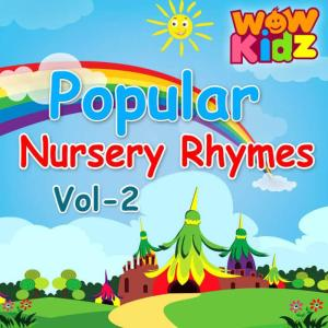 WowKidz的專輯Popular Nursery Rhymes, Vol. 2