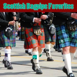 Album Scottish Bagpipe Favorites from Scottish Bagpipe Ensemble