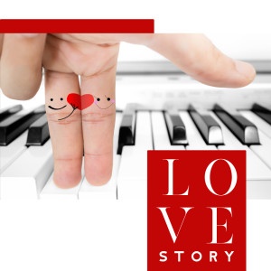Album Love Story (Piano Instrumental Music for Lovers, Romantic & Emotional Piano) from Victor Sommers