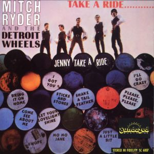 Album Take A Ride from Mitch Ryder & The Detroit Wheels