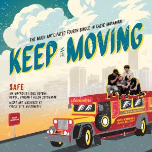 Keep Moving dari Safe