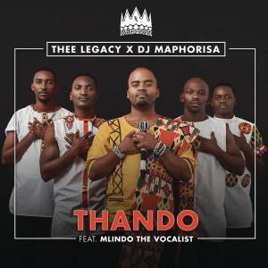 Thee Legacy的專輯Thando