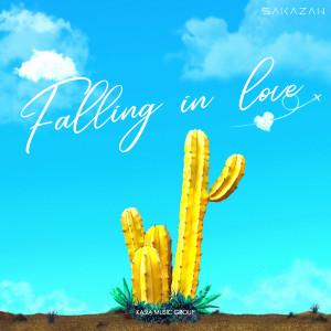 Album Falling In Love from SakaZan