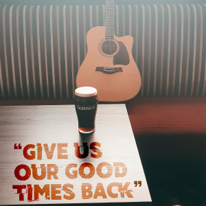 Album Give Us Our Good Times Back from The Rising Sons