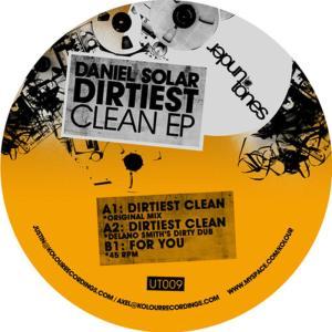 Album Dirtiest Clean EP from Daniel Solar