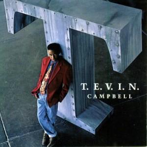 Tevin Campbell的專輯T.E.V.I.N.