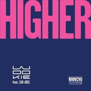 Album Higher from Wookie