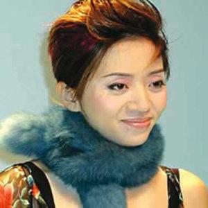梅艷芳的專輯烈燄紅脣