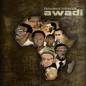 Album Présidents d'Afrique from Didier Awadi